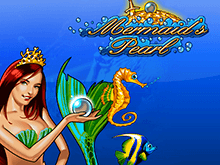 Mermaid's Pearl в казино на деньги