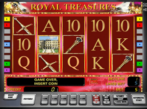 Аппарат Вулкан Royal Treasures