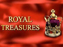 Аппарат Вулкан Royal Treasures