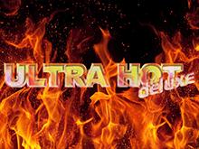 Ultra Hot Deluxe в казино Вулкан