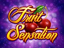 Играть в Fruit Sensation в казино на деньги