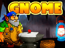 Автоматы Gnome в казино Вулкан