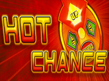 Автомат Hot Chance в казино Вулкан