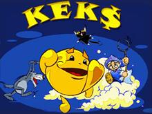 Автомат Keks в казино Вулкан