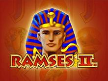 Игровой автомат Ramses II в казино Вулкан