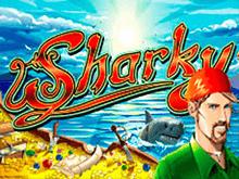 Автомат Sharky в казино Вулкан