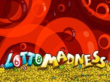 Играйте в автомат Безумное Лото на деньги онлайн