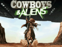 Играть в Ковбои Против Пришельцев от разработчика Playtech онлайн