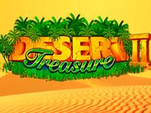 Автомат Сокровища Пустыни 2 на зеркале Вулкана