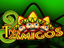 Онлайн-игра Tres Amigos с простыми правилами от Playtech