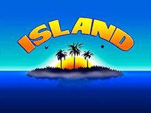 Island в казино Вулкан на деньги