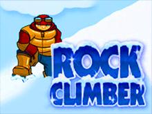 Rock Climber в казино Вулкан на деньги