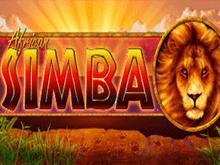 African Simba - играть в аппараты Вулкан