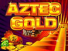 Играть в аппараты Вулкан Aztec Gold