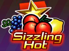 Игровые автоматы Sizzling Hot в казино Вулкан