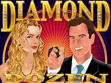 Автомат на деньги в казино Алмазная Дюжина
