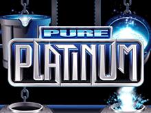 Игра онлайн в аппарат Pure Platinum в Вулкане