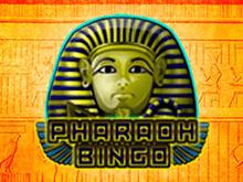Играть в автомат Бинго Фараон в казино на деньги